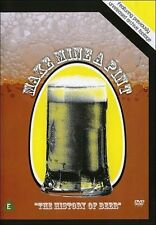 MAKE MINE A PINT - THE HISTORY OF BEER NEW DVD