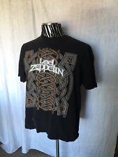 Vintage Led Zeppelin 1994 Myth Gem Hanes Rock T Shirt XL Single Stitched