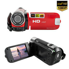 1080P Digital Video Camera HD Camcorder 16x Zoom Digital Video Camera Recorder