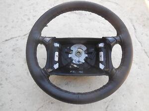 Porsche 944 Turbo Steering Wheel (leather) / No horn button FL#16 944 347 804 51