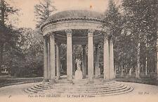 Parc du petit Trianon Le temple de l amour   #D31