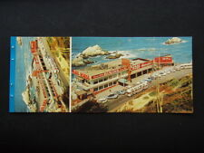 SAN FRANCISCO CLIFF HOUSE AND SEAL ROCKS POSTCARD