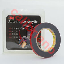 3M 1/2in x 15 ft Double Sided Plus Adhesive Tape 70320 Automotive Mounting