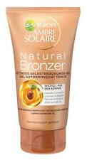 Garnier Ambre Solaire Natural Bronzer Fake Tan Gel 150 ml /////