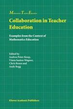 Collaboration in Teacher Education: Examples from the Context of-ExLibrary