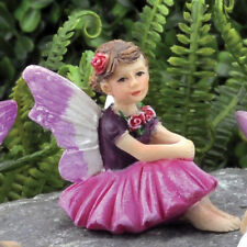 Miniature Fairy Garden TINY FAIRY ROSIE (NEW)