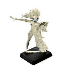 Warhammer Sigmar Dark Elf Proxy Sorcerer Sorceress Dread Princess Queen Metal