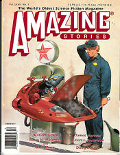 Lot of 10 AMAZING STORIES VOL67 #1-10 (April 1992 to January 1993)