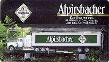Alpirsbacher klosterbräu-biertruck-nr 02-kenworth w900b SZ-kw 50 € (OVP)