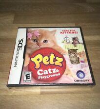 BRAND NEW SEALED Petz: Catz Playground (Nintendo DS, 2010)