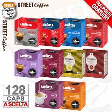 128 CIALDE CAPSULE CAFFE' LAVAZZA A MODO MIO A SCELTA ORIGINALI INTENSO SOAVE