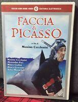Faccia Da Picasso DVD Massimo Ceccherini Ex Noleggio Come Da Foto N