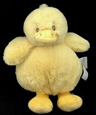Little Miracles Lovables Yellow Duck Huggable Pal Baby Fat Plush Lovey Costco
