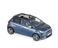 NOREV 471801 - Peugeot 108 TOP ! Collection 2017 Smalt Blue 1/43