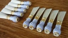 10 high quality bassoon reed blanks from Medir  cane - R1a /dukov_reeds MrR1a/