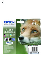 Genuine Epson T1285 Multipack Original - Free Postage