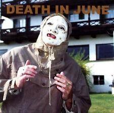 DEATH IN JUNE Heaven Street - MCD - Limited