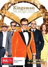 KINGSMAN 2 - The Golden Circle (DVD, 2018) : NEW