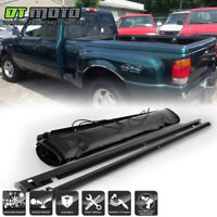 """Soft Roll Up Tonneau Cover For 1993-2011 Ford Ranger 6 Feet (72"""") Flareside Bed"""