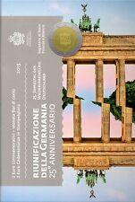 2 Euro commémorative de Saint-Marin 2015 Brillant Universel (BU) - Réunification