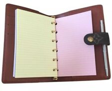 Tiny Pen FITS Louis Vuitton Small PM Agenda Cover Insert + Note Paper: 40 Pages!