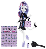 Mattel Monster High Catrine DeMew NEW SCARE-MESTER neues Schuljahr BGT36 OVP