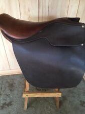 "EQUESTRIAN Lane Fox CUTBACK Saddle 20"" Brown *GC*Saddlebred-Morgan Tenn Walker"