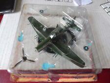 avion de guerre Hyushin ll - 10 USSR - altaya