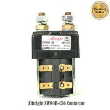 Albright SW80B-156 Contactor 48V for Curtis ZAPI Controller Forklift od34