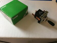 Classic Mini Luce Anteriore Interruttore Toggle Austin Morris Cooper 1h9077 Lampada LUCAS