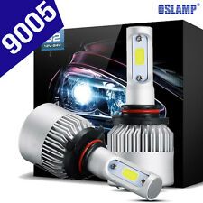 OSLAMP LED Headlight Kit 9005 HB3 388W 38800LM 6500K Car White Light Bulbs Beams