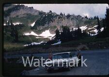 1962  Photo slide  Seattle WA to Victoria Canada #9 car  cadillac