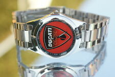 Ducati Uhr Armbanduhr clock watch wristwatch Horloge Reloj Regarder Monster 1199