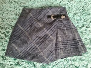 Zara tweed style skort age 8 years