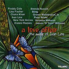 A Love Affair The Music of Ivan Lins [CD]