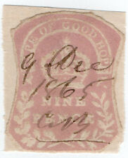 (I.B) Cape of Good Hope Revenue : Stamp Duty 9d