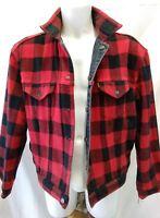 giacca jacket  levi's  reverse irregular taglia L ,rare uomo taglia