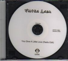 (BP100) Filtay Luca,  You Give A Little Love - 2008 DJ CD
