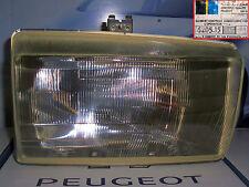 Original Scheinwerfer vorn rechts PEUGEOT 305 - OE 620515 - Originalteil - NEU!