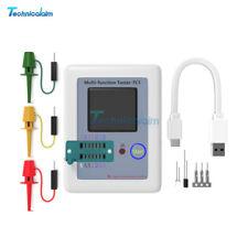 Transistor Tester LCR-T6/TC1 TFT Diode Triode Capacitance Meter NPN PNP MOSFET