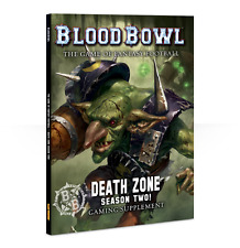 BLOOD BOWL Death Zone Season Two Rule Book KK's Games! Warhammer 40K