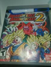 Dragon Ball: Raging Blast 2 (Sony PlayStation 3) TESTED - PS3