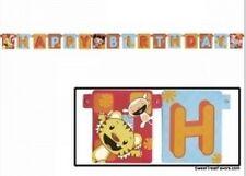 NI HAO KAI-LAN Party Supplies BANNER HAPPY Birthday Decoration Kailan Poster NEW