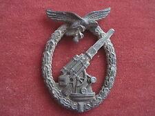 Original LW-Flakabzeichen  ohne HK  entnazifiziert