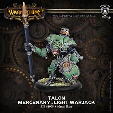 Warmachine Mercenaries Talon Light Warjack PIP41008 - Free Overseas Ship!