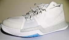 Nike Mens Kyrie 3 Basketball Shoes Summer Pack Ivory Irving 852395-101 Size  12.5