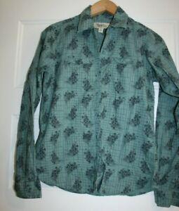 Cabela's  Women's Long Sleeve Button Up Shirt Size S/P
