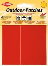 Kleiber Aufklebeflicken Outdoor Patches extra stark rot  KL4320010