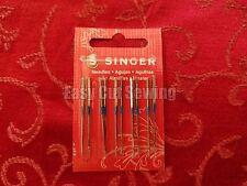 10 Singer 14U Series Serger Overlock  Needles 2054  90/14