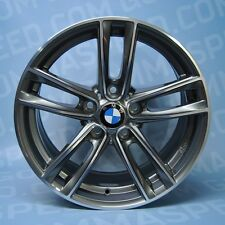 Set 4 cerchi in lega da 18 5x120 MM034 AP ET30 per BMW Serie 3 4 5 6 X1 X3 Z3 Z4
